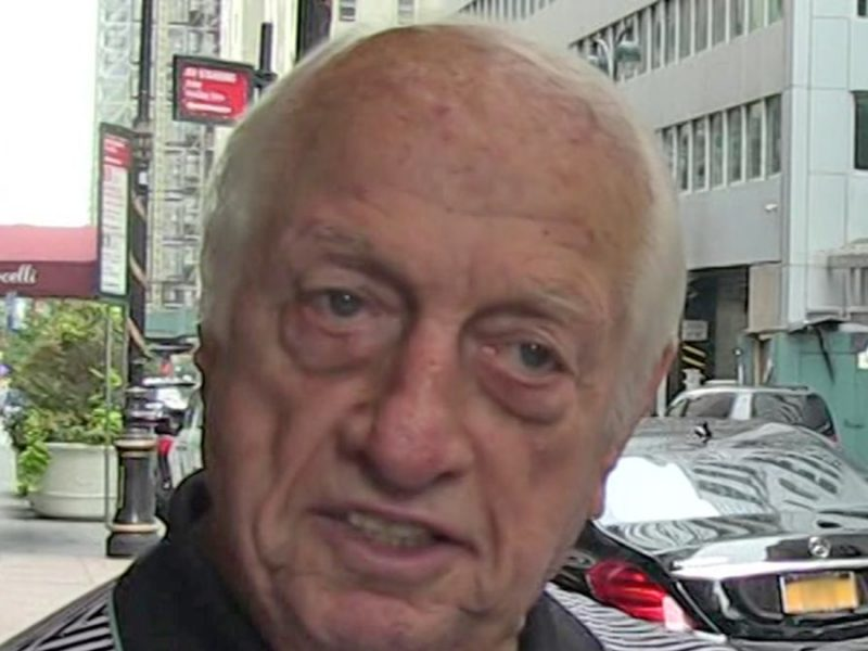 Tommy Lasorda's Condition Improving But Remains Hospitalized