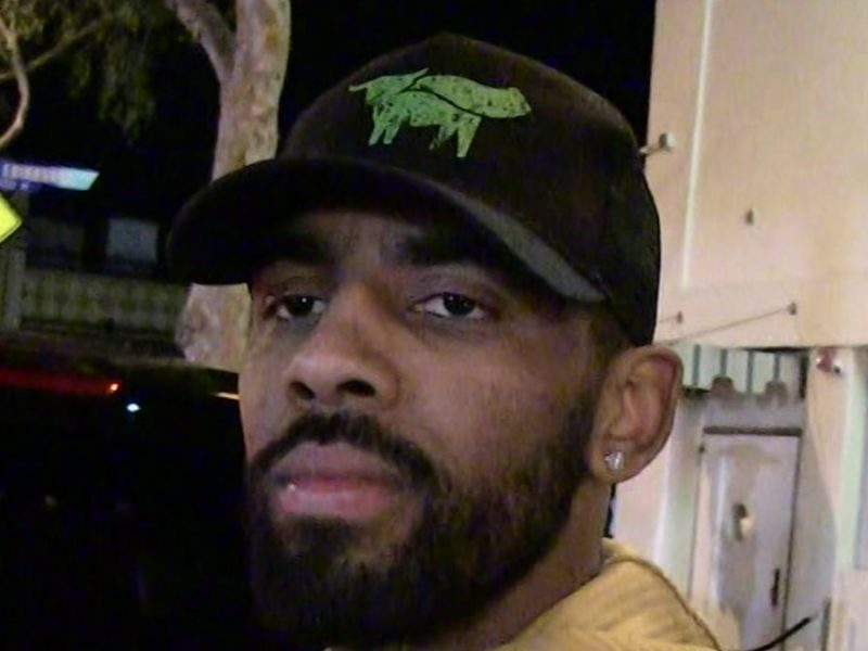 Kyrie Irving Fined $50k, Forfeits More Than $800k For Maskless Partying