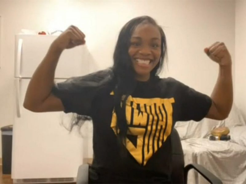 Claressa Shields 'Absolutely' Down To Work With Biden Administration, Sports Council Job