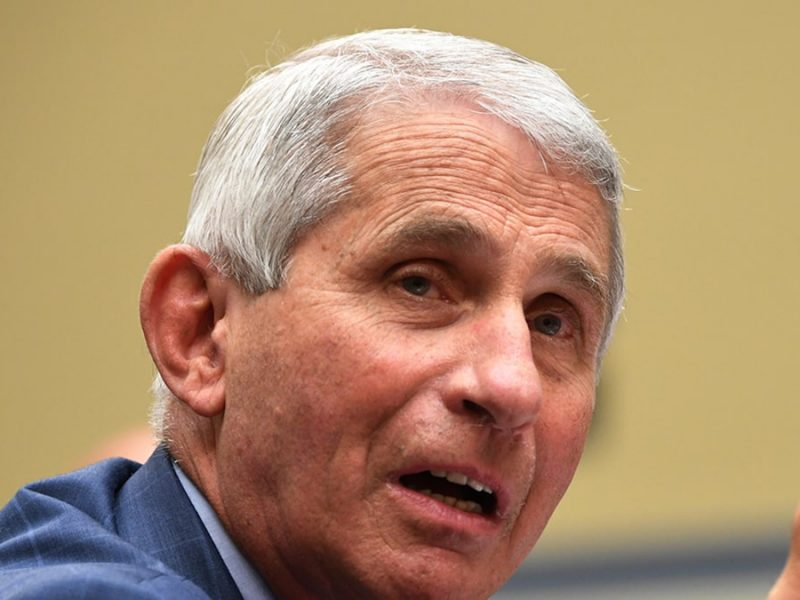 Dr. Fauci Opens Up About Death Threats, Covered in Powder from Suspicious Letter