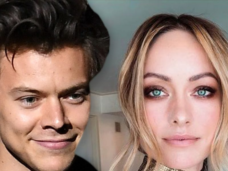 Harry Styles and Olivia Wilde Are a New Couple!!!