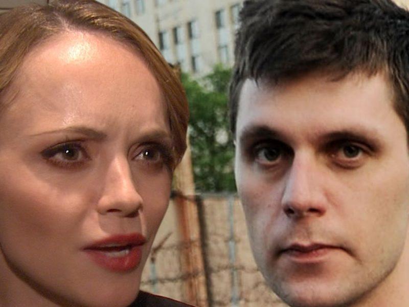 Christina Ricci Gets Domestic Violence Restraining Order Against Husband