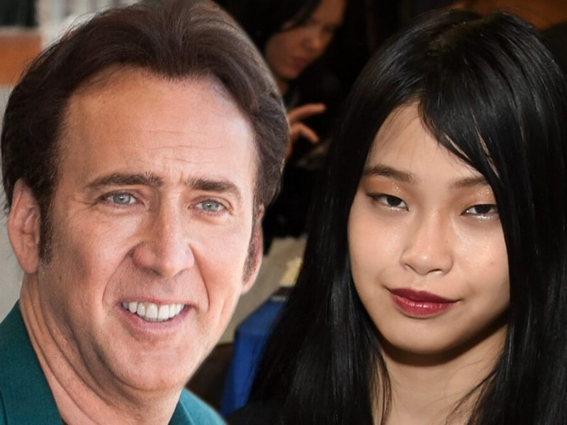 Nicolas Cage Gets Married For 5th Time, To 26-Year-Old in Las Vegas