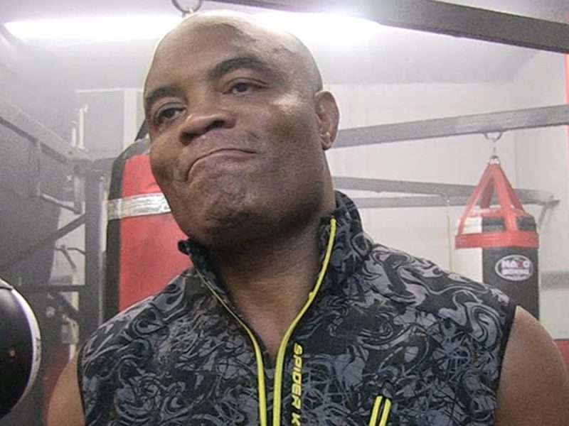 Anderson Silva Gets Emotional Over DMX, He Was a Huge Part of My Life