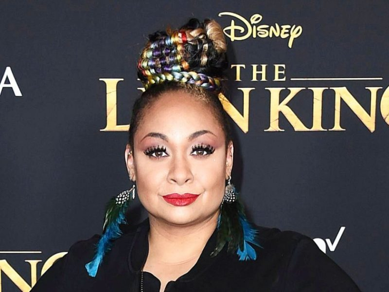 Raven-Symone Reveals Nearly 30-Lb Weight Loss