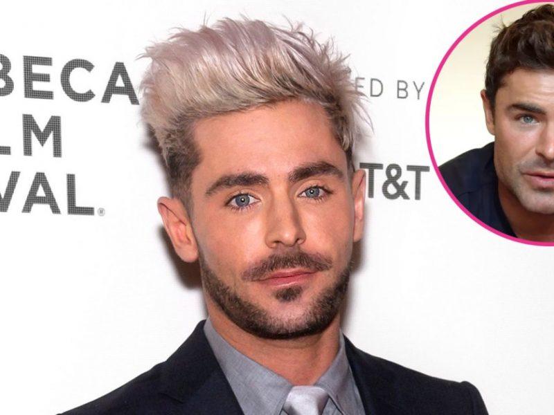Zac Efron's Friend Kyle Sandilands Responds to His Plastic Surgery Rumors