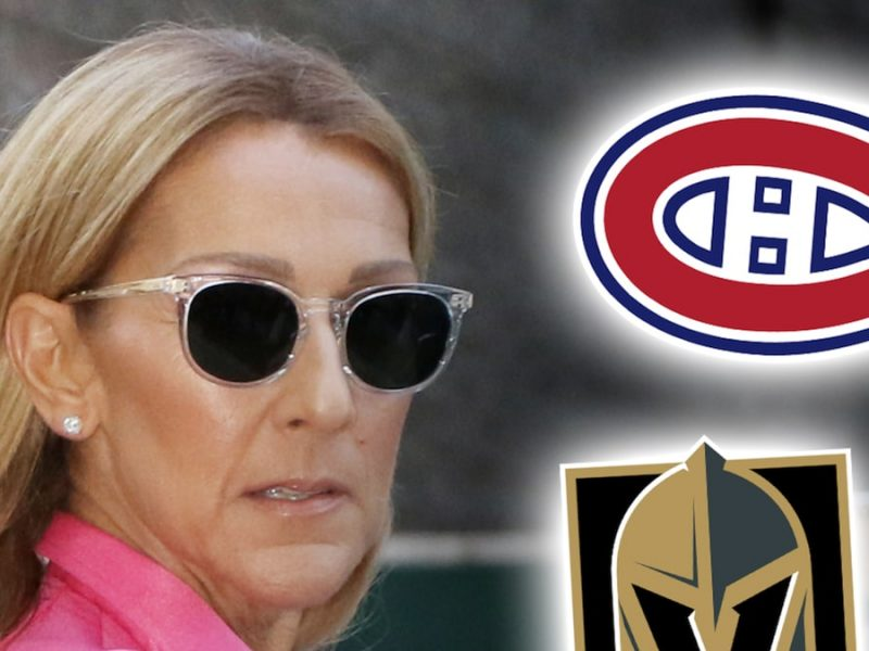 Celine Dion Denies Ditching Canadiens For Golden Knights, That Pic Is Fake!