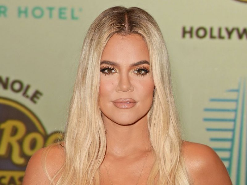 Khloe Kardashian Responds to Fan Who Says She Looks Like an 'Alien'
